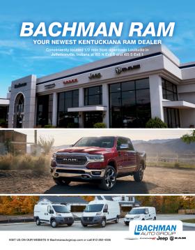 Bachman ad